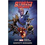 Strážci galaxie Kosmičtí Avengers - Kniha
