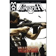 Punisher Max 10 Valley Forge, Valley Forge - Kniha