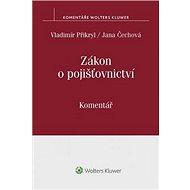 Zákon o pojišťovnictví Komentář - Kniha