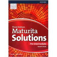 Maturita Solutions 3rd Edition Pre-Intermediate Student's Book: Czech Edition - Kniha