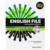 English File Third Edition Intermediate Multipack A with Online Skills - Kniha