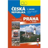 Autoatlas ČR + Praha A5: ČR 1:240 000, Praha 1:25 000