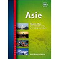 Asie Školní atlas - Kniha