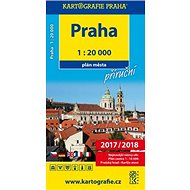 Praha 1:20 000: Plán města příruční - Kniha