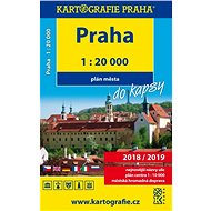 Praha do kapsy 1:20 000: Plán města - Kniha