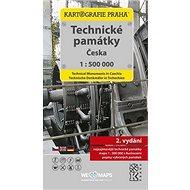 Technické památky Česka: 1:500 000 tematická mapa - Kniha