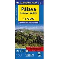 Pálava, Lednice-Valtice 1:70 000: cyklomypa