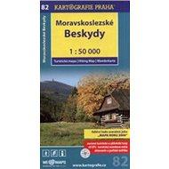 Moravskoslezské Beskydy 1:50 000: turistická mapa