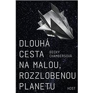 Dlouhá cesta na malou, rozzlobenou planetu - Kniha