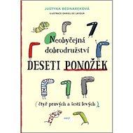 Neobyčejná dobrodružství deseti ponožek: (čtyř pravých a šesti levých) - Kniha