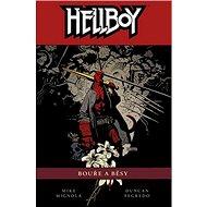 Hellboy Bouře a běsy - Kniha