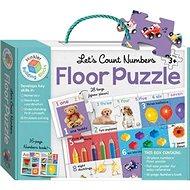 Puzzle pro nejmenší Počítání BOX - Kniha