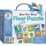 Puzzle pro nejmenší První slova BOX - Kniha