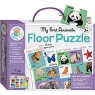Puzzle pro nejmenší Zvířátka BOX