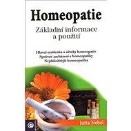 Homeopatie - Kniha