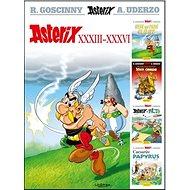 Asterix XXXIII - XXXVI - Kniha