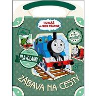 Tomáš a jeho přátelé Zábava na cesty: úkoly, hlavolamy, uvnitř samolepky - Kniha
