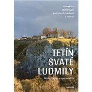 Tetín svaté Ludmily - Kniha