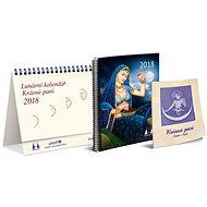 Lunární kalendář Krásné paní 2018 - Kniha