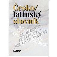 Česko-latinský slovník - Kniha