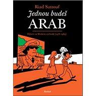 Jednou budeš arab - Kniha
