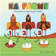 Na farme: Interaktívna šnurovacia knižka - Kniha
