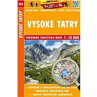 Vysoké Tatry 1:25 000: 701 - Kniha