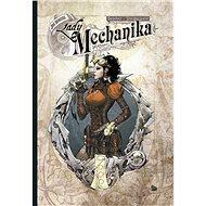 Lady Mechanika - Kniha