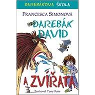 Darebák David a zvířata - Kniha