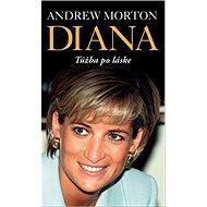 Diana Túžba po láske - Kniha