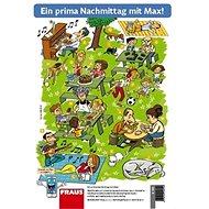 Plakát Ein prima Nachmittag mit Max! - Kniha
