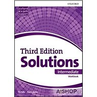 Maturita Solutions 3rd Edition Intermediate Workbook Czech Edition - Kniha