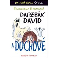 Darebák David a duchové - Kniha