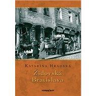 Židovská Bratislava - Kniha