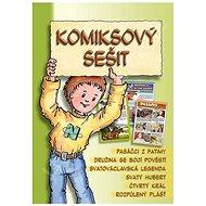 Komiksový sešit 1 - Kniha