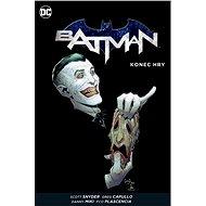Batman Konec hry - Kniha