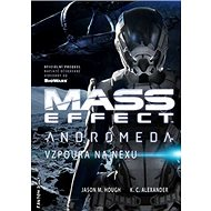 Mass Effect Andromeda: Vzpoura na Nexu - Kniha