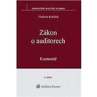Zákon o auditorech: Komentář - Kniha