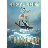 Kostičkova dobrodružství v Kočkomoří - Kniha