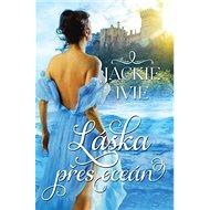 Láska přes oceán - Kniha