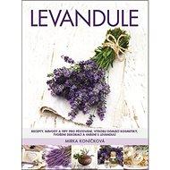 Levandule: Recepty, návody a tipy pro pěstování, výrobu domácí kosmetiky, tvoření dekorace - Kniha