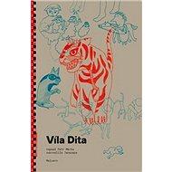 Víla Dita - Kniha