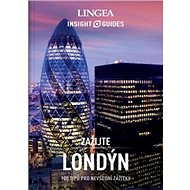 Londýn: 100 tipů pro nevšední zážitky - Kniha