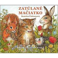 Zatúlané mačiatko - Kniha