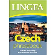 Czech Phrasebook - Kniha