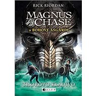 Magnus Chase a bohové Ásgardu Thorovo kladivo - Kniha