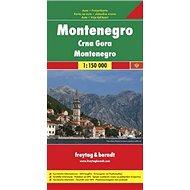 Černá Hora 1:150 000 - Kniha