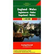 Anglie, Wales 1:400 000