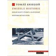 Zmizelá historie: Holocaust v české a slovenské historické kultuře - Kniha