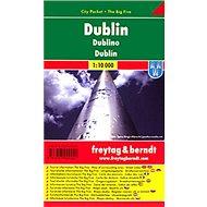 Dublin 1:10 000: Kapesní plán města - Kniha
